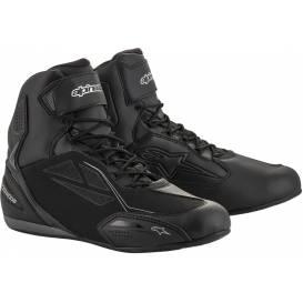 Topánky STELLA FASTER-3 DRYSTAR 2021, ALPINESTARS, dámske (čierna / strieborná)