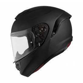 Hurricane helmet, VEMAR (matt black, package incl. Pinlock foil)