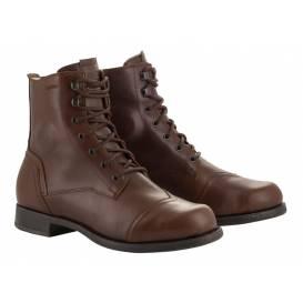 Shoes DISTINCT DRYSTAR 2021, ALPINESTARS (brown)