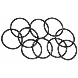 Spare rubber bands for mounting SLIMLINE lights, design for fixing to extra large diameter tubes, OXFORD (10 pcs in a package)