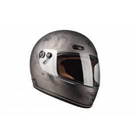 OROSHI Cafe Racer Helmet, LAZER - Belgium (Alu matt)