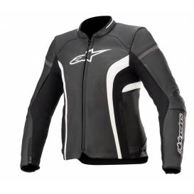 Jacket STELLA KIRA 2021, ALPINESTARS, women's (black / white)