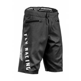šortky RADIUM, FLY RACING - USA (černá)
