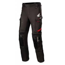 Kalhoty ANDES DRYSTAR HONDA kolekce 2021, ALPINESTARS (černá/červená)