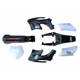 Plastics complete for minicross Gazelle