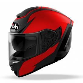 Helmet ST.501 TYPE, AIROH - Italy (matt red) 2021