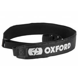 Popruh na prenášanie prilieb LID STRAP, OXFORD - Anglicko (čierna)