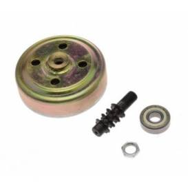 Clutch complete for engine kit