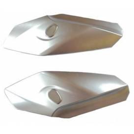 Boční plast masky XRS01/XRS02 - šedý