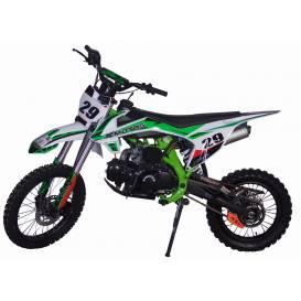 Motocykl XMOTOS - XB29 125cc 4t 17/14