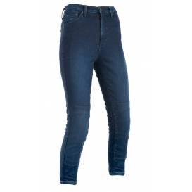 Kalhoty ORIGINAL APPROVED JEGGINGS AA, OXFORD, dámské (legíny s Kevlar® podšívkou, modré indigo)
