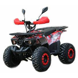 Warrior RS Exclusive 1200W 60V electric ATV