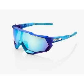 Slunečn brýle SPEEDTRAP, 100% - USA (modré zrcadlové sklo)
