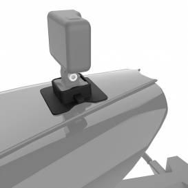 Extra zesílený držák mobilních telefonů/navigací CLIQR, sada pro přilepení do plochy pomocí oboustranné pásky, OXFORD