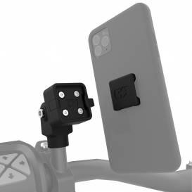 Držák mobilních telefonů/kamer/navigací CLIQR, sada pro upevnění namísto zrcátka, OXFORD