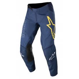 Kalhoty TECHSTAR PHANTOM 2022, ALPINESTARS (tmavá modrá/bílá)