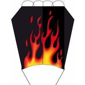 Parafoil Easy Flame 56x35 cm
