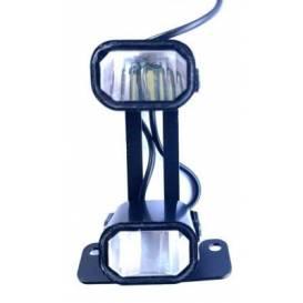 Přední světlo X-scooters XS04 - Typ 2