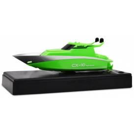 Siva Mini Racing Yacht 2.4 GHz, zelená
