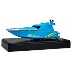 Siva Mini Racing Yacht 2.4 GHz, modrá