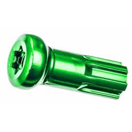 Sada niplů, Q-TECH (barva zelená, 10 ks)