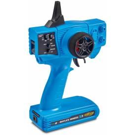 Carson RC souprava Reflex X1 2 Kanál, 2,4GHz, modrá