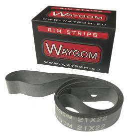 """Páska na ráfek 28mm x 16/17"""", WAYGOM (balení 10 ks)"""