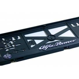 3D brand ALFA ROMEO - (1 Pcs)