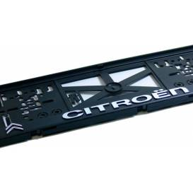 3D brand CITROEN (chrome) - (1 Pcs)
