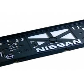 Podznačka 3D NISSAN- (1 Ks)