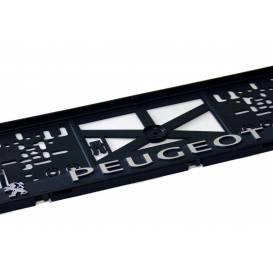 Podznačka 3D PEUGEOT - (1 Ks)