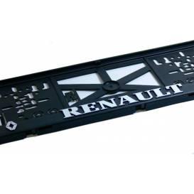 Podznačka 3D RENAULT - (1 Ks)