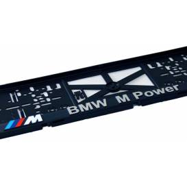 Podznačka 3D BMW M-Power - (1 Ks)
