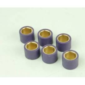 Tuningové válečky variátoru pro skútry 18x14 mm 12g