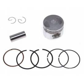 Piston set 60cc 4t - 44mm (piston, rings, pin, split pins)