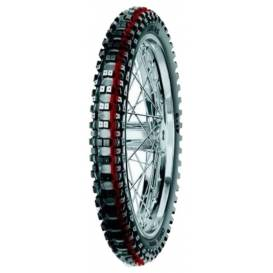 Tires 90 / 90-21 (54R) C-17 TT DAKAR (yellow stripe), MITAS - CR