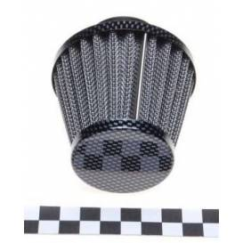 Vzduchový filtr 45mm Carbon