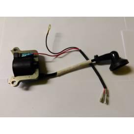 Krytka převodovky pro 2-taktní boční motorový kit