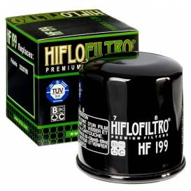 Olejový filtr HF199, HIFLO - Anglie