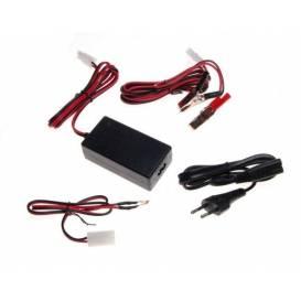 Nabíječka  WM pro gelové a olověné baterie 12V