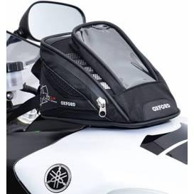 Tankbag na motocykl M1R Micro 2016, OXFORD - Anglie (černý, objem 1l)