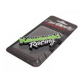 Samolepka 3D Sticker Kawasaki Racing