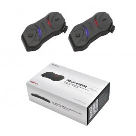 Bluetooth komunikátor SMH10R (dosah 0,9 km), SENA (sada 2 jednotek)