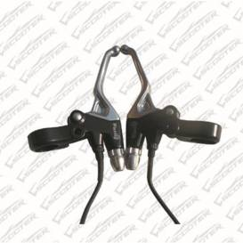 Scooter brake levers (set L + R)