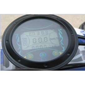 Tachometer for electric ATV