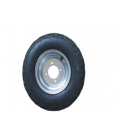 Wheel complete Buggy 125cc (16x8-7)