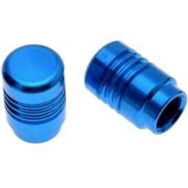 Tuningové krytky ventilov modré (2ks)