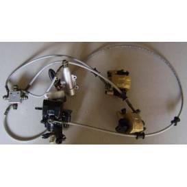 Brzdový systém kompletný (BS150, BS200)