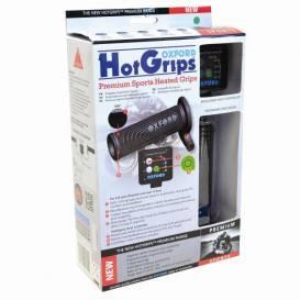 Gripy vyhřívané Hotgrips Premium Sports, OXFORD