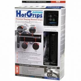 Gripy vyhrievané Hotgrips Premium Touring, OXFORD - Anglicko
